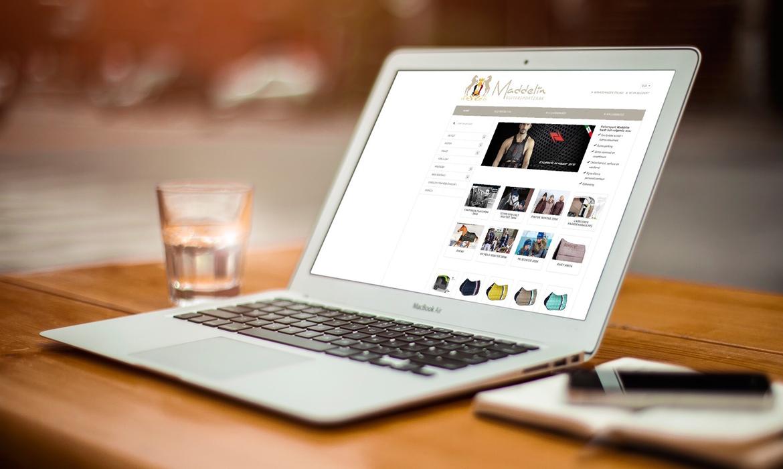 Ruitersport Maddelin Webshop